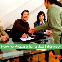 8 Tips for Successful Job Interviews