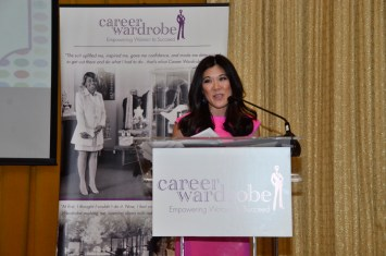 Our Emcee for the event, 6ABC's Nydia Han