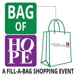 Bag of Hope Fill-a-Bag Sale @ The Wardrobe Resale