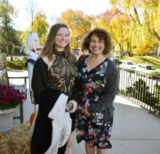 EEll Cleland-Batt and Lisa Batt