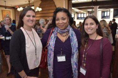 Shannon Bradley, Amina Corbitt, & Alyson Ragone