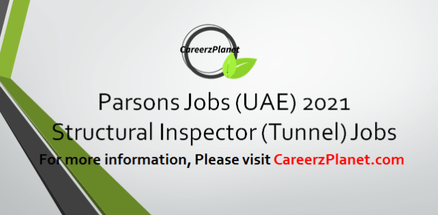 Parsons Jobs 02 Apr 2021