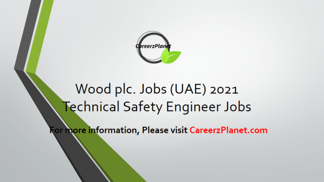 Lead Technical Safety Engineer   Jobs 10 Apr 2021
