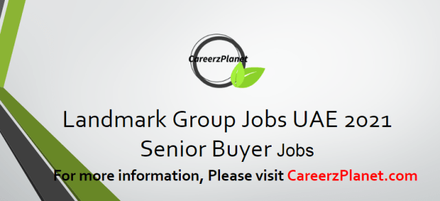Landmark Group Jobs in UAE 07 Apr 2021