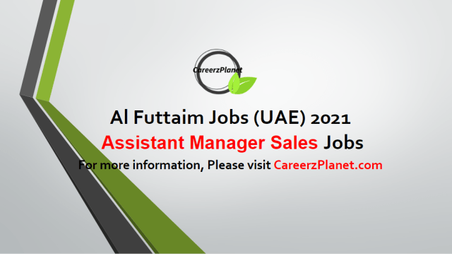 Assistant Manager Sales | Electronics - AFTRON Jobs in UAE 05 May 2021