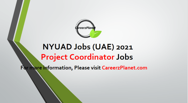 Project Coordinator - The Zayed National Museum Bronze Age Ship Project Jobs in UAE 01 May 2021