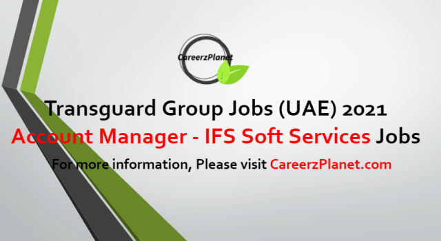 Account Manager Jobs in UAE 23 Jun 2021