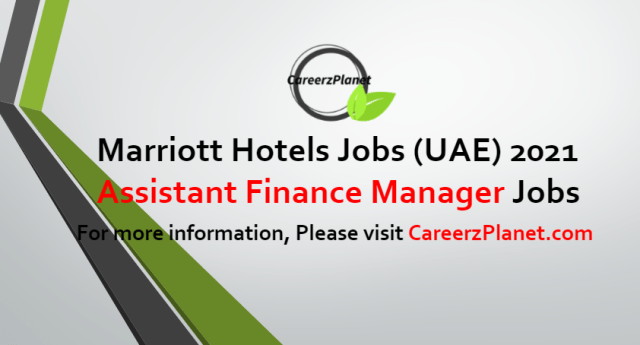 Assistant Finance Manager Jobs in UAE 05 Jul 2021