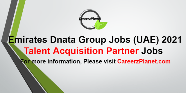 Talent Acquisition Partner Jobs in UAE 26 Aug 2021