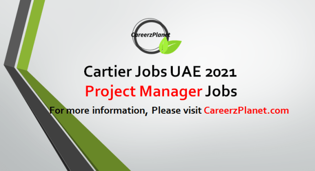 Client Treatment Project Manager Jobs in UAE 02 Sep 2021