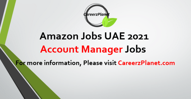 Principal Account Manager Jobs in UAE 05 Oct 2021