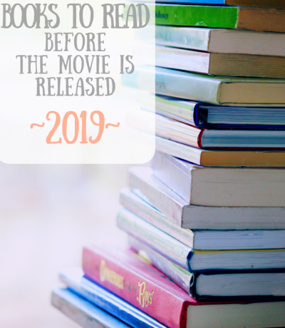 Books To Movie 2019