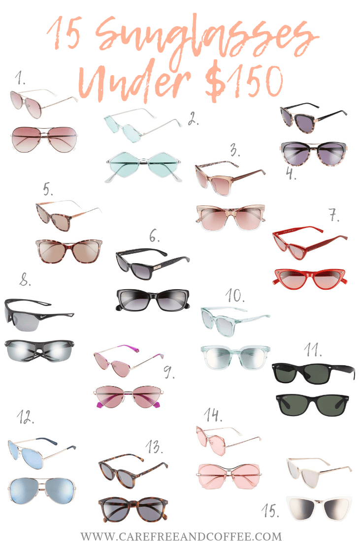 15 sunglasses under $150