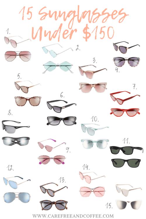 15 sunglasses under $150