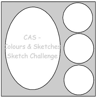CAS Colours & Sketches Challenge #24