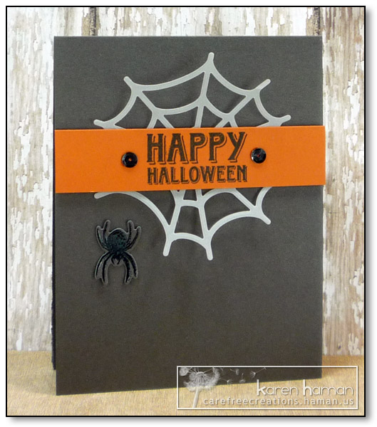 by karen @ carefree creations - Halloween Web
