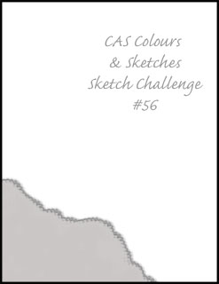 CAS Colours & Sketches Challenge #56