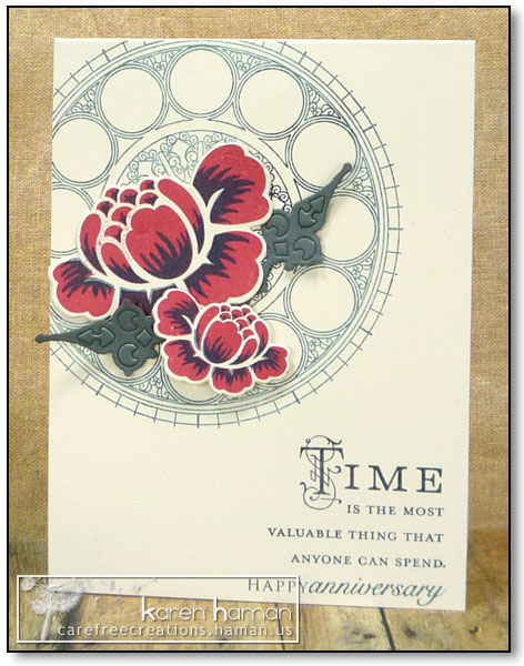 by karen @ carefree creations - Time Together