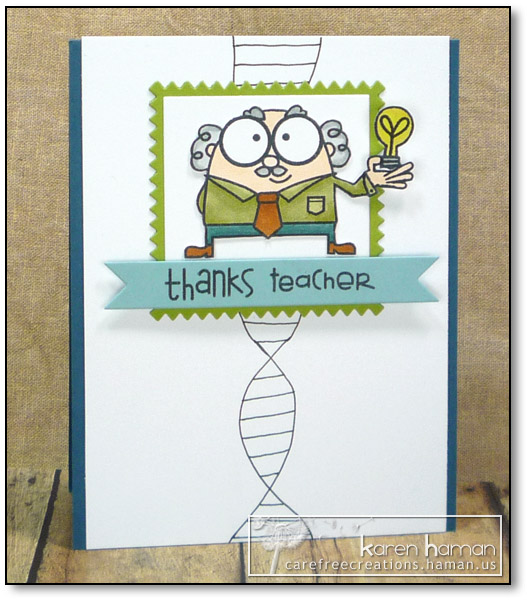 by karen @ carefree creations - Thanks, Science Teacher