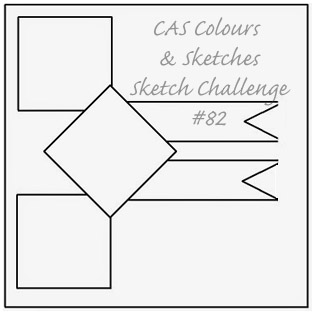 CAS Colours & Sketches Challenge #82