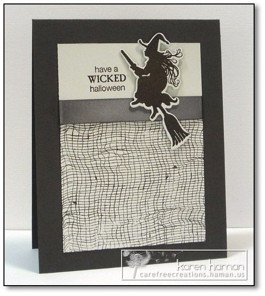 Wicked Halloween - by karen @ carefree creations