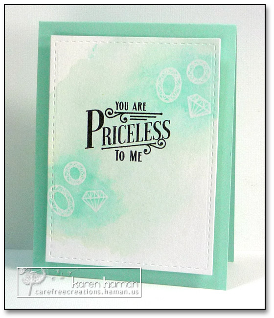Priceless | by karen @ carefree creations