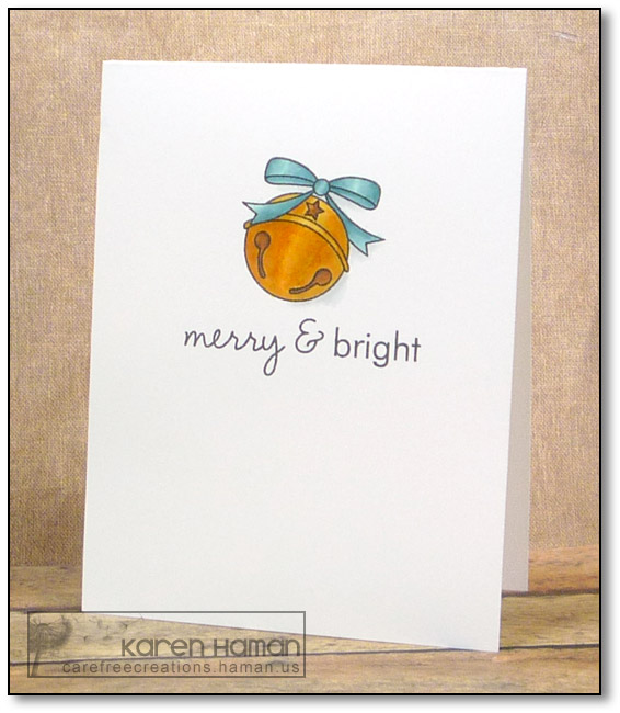 Merry & Bright | by karen @ carefree creations