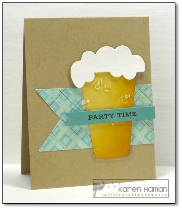 Party Time | by karen @ carefree creations