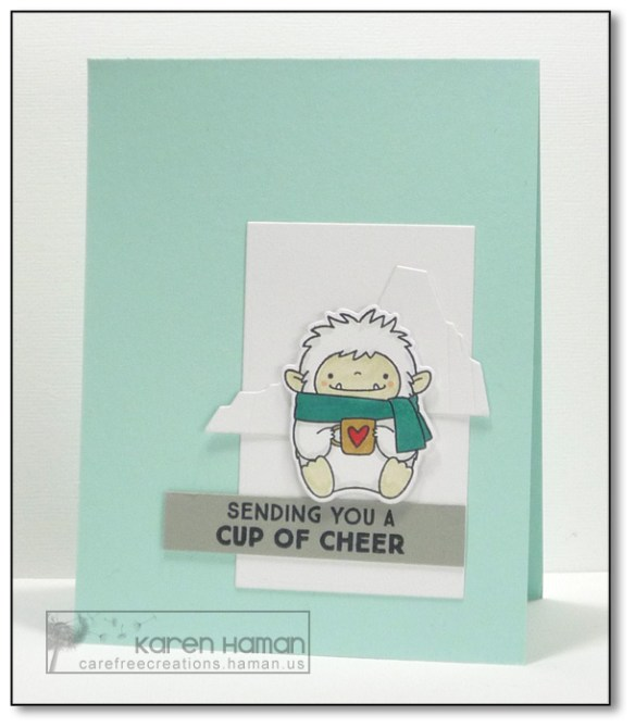 Cup of Cheer | by karen @ carefree creations