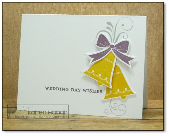 Wedding Wishes | by karen @ carefree creations