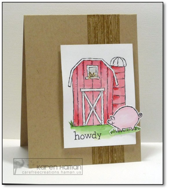 Howdy | by karen @ carefree creations