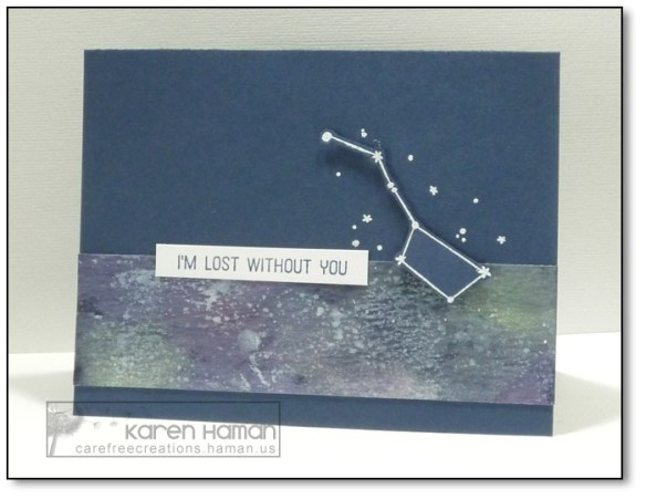 Lost Without You | by karen @ carefree creations