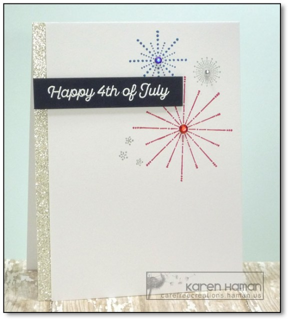 Fireworks & Sparkles | by karen @ carefree creations