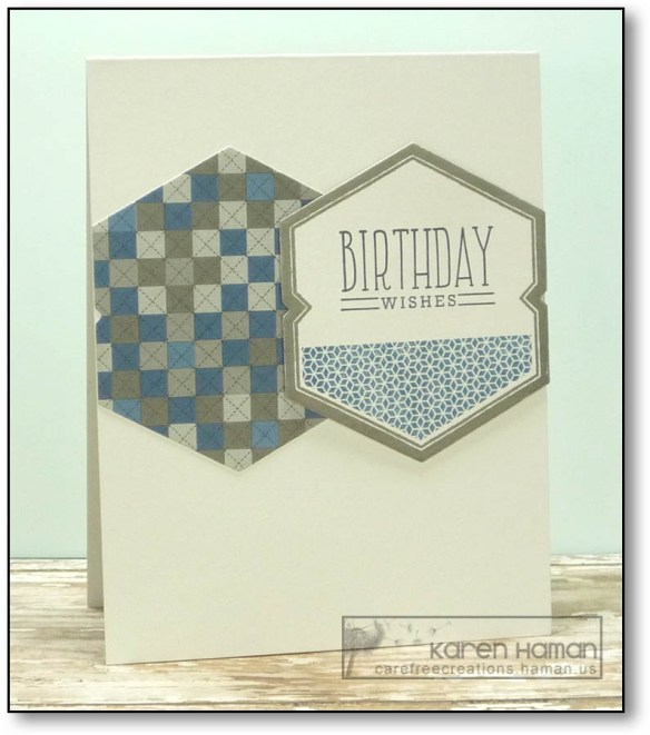 Birthday in Blues | by karen @ carefree creations