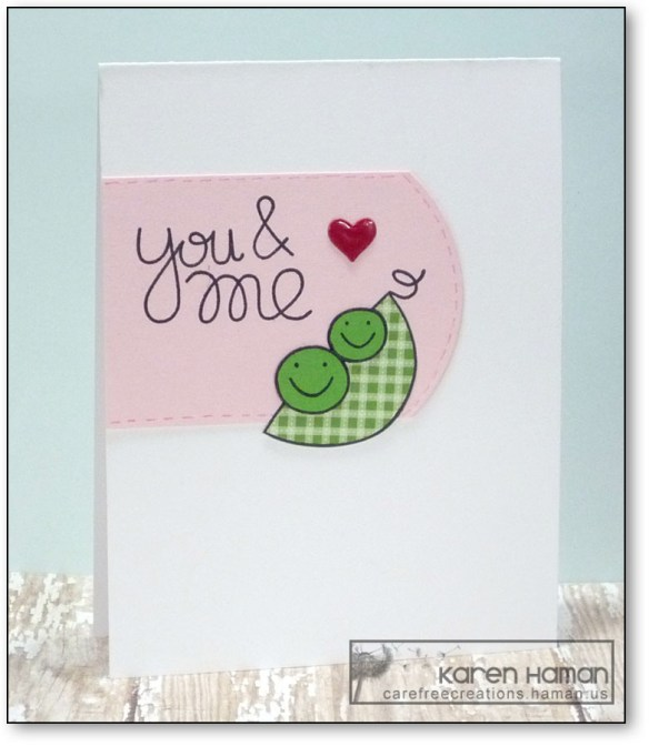 You & Me Together | by karen @ carefree creations