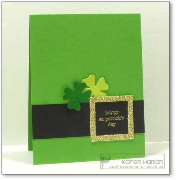 St Patrick's Hat   by karen @ carefree creations