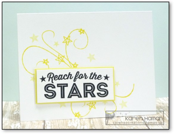 Reach for the Stars | by karen h @ carefree creations