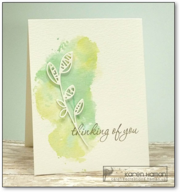 Thinking of You | by karen h @ carefree creations