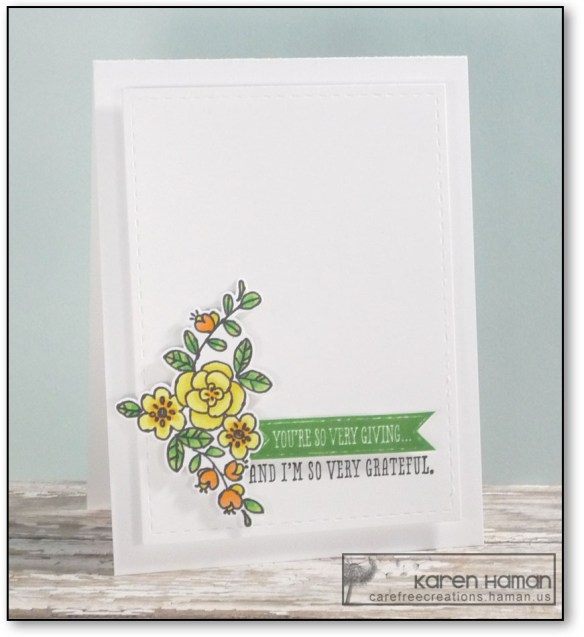 So Very Grateful | by karen h @ carefree creations