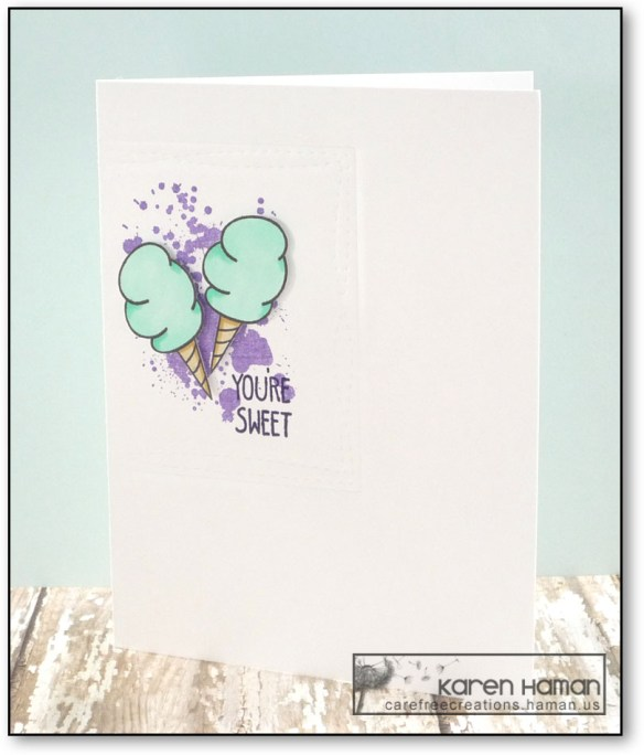 You're Sweet | by karen h @ carefree creations