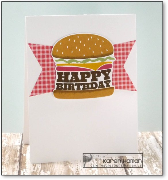 Grilled Birthday | by karen h @ carefree creations