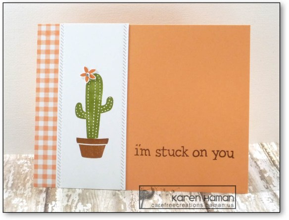 Stuck on You | by karen h @ carefree creations