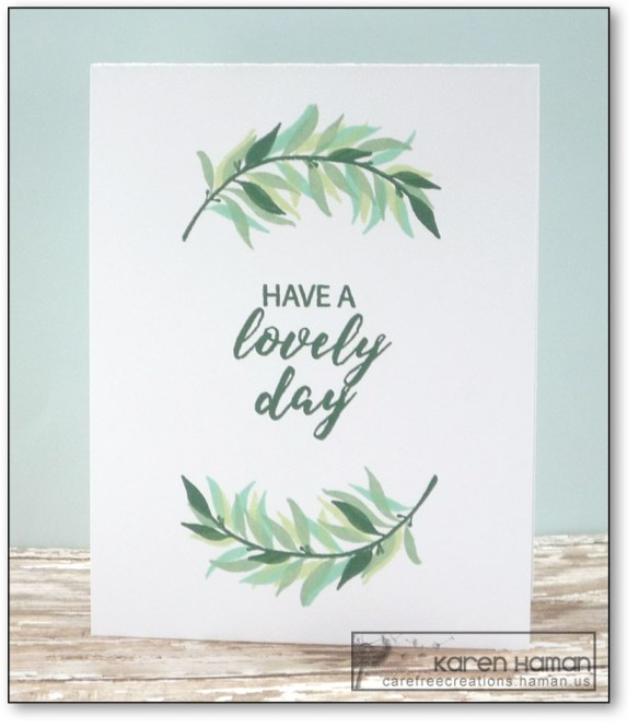 Lovely Day | by karen h @ carefree creations
