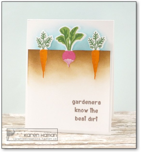 Gardeners Know the Best Dirt | by karen h @ carefree creations