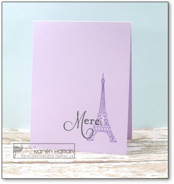 Merci | by karen h @ carefree creations