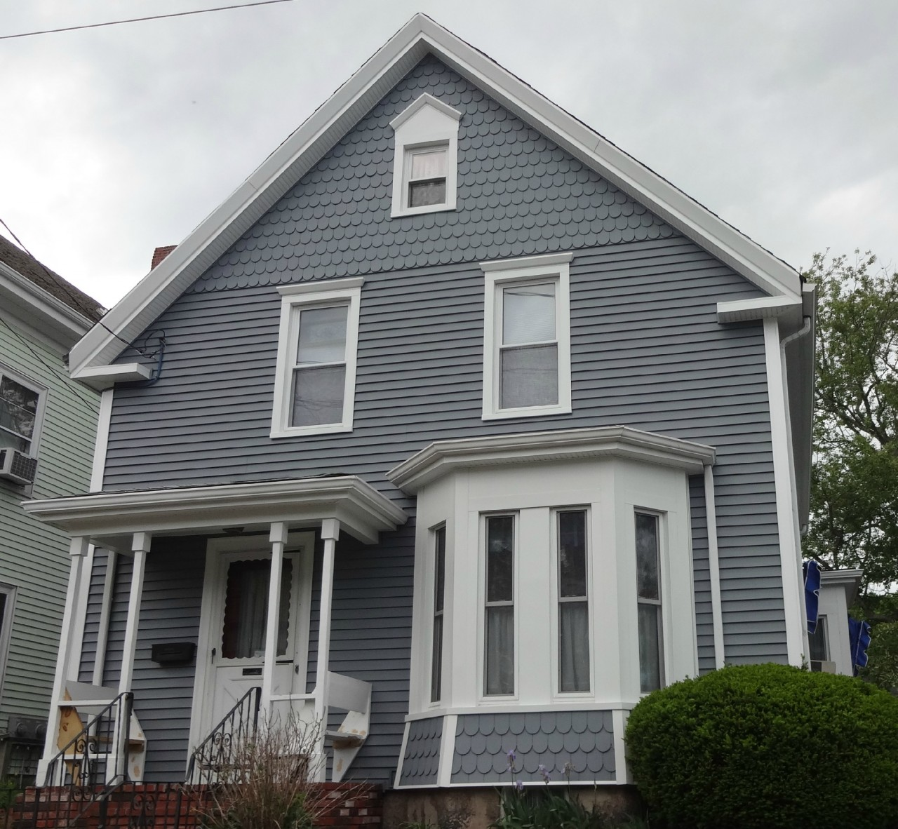 Vinyl Siding Project New Bedford, MA | Contractor Cape Cod ... on Modern Siding  id=44562