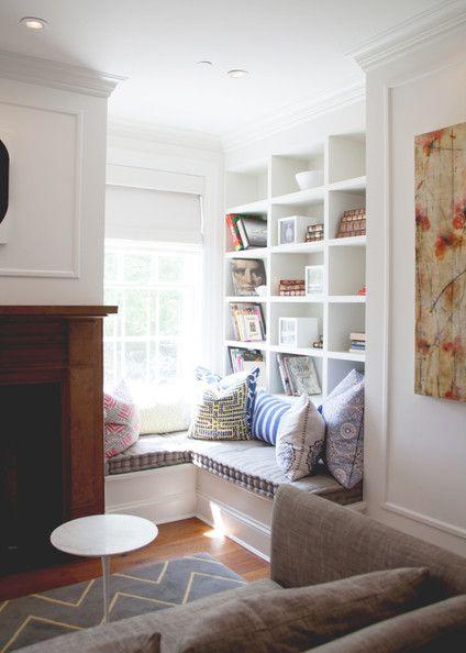 Design Ideas for Small Nooks | Contractor Cape Cod, MA & RI on Nook's Cranny Design Ideas  id=19134
