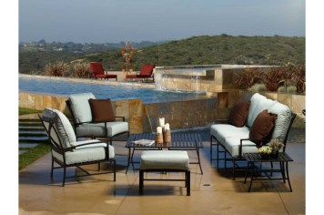 La Jolla outdoor furniture at Carefree Outdoor Living