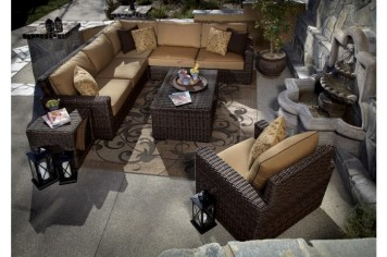 Montecito outdoor furniture at Carefree Outdoor Living