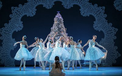Nutcracker Tea Party December 9 – Sold Out